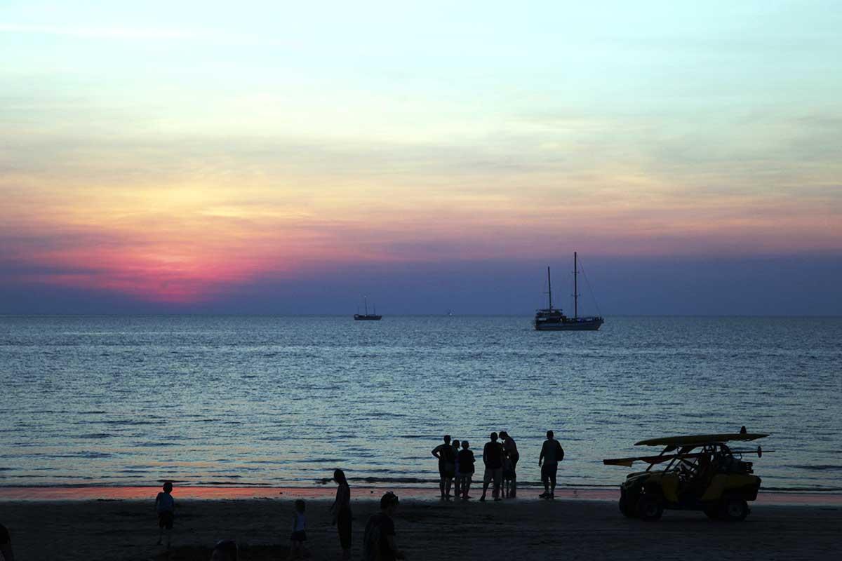 Vitesse datation soleil côte QLD