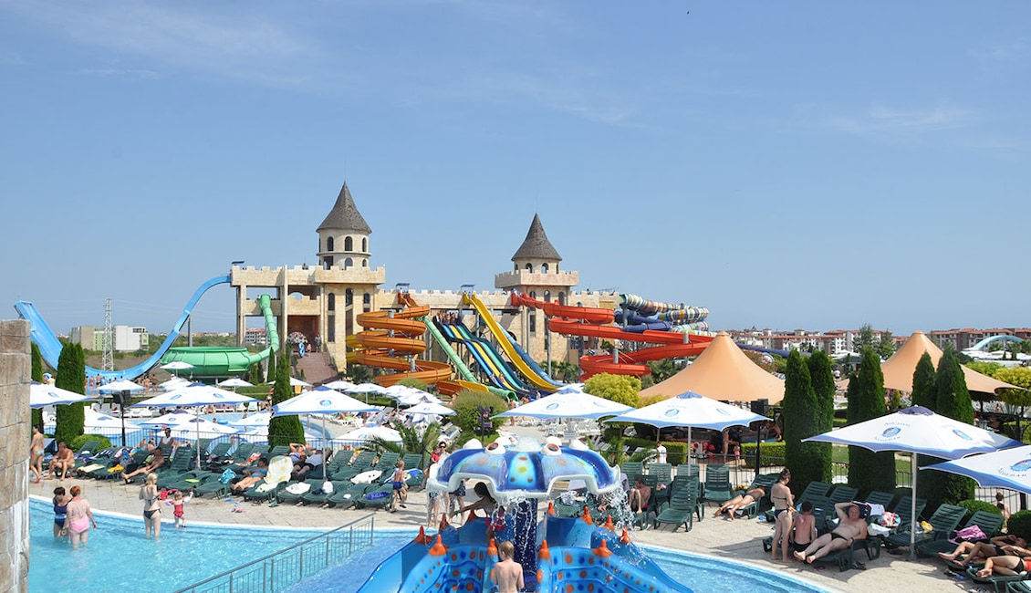 Splashworld Aqua Paradise Resort - TUI