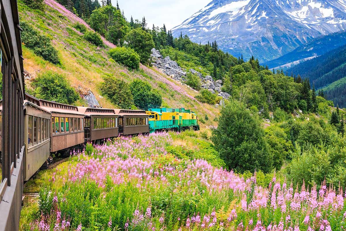 Canada - Ouest Canadien - Etats-Unis - Alaska - Circuit Best of Yukon & Alaska