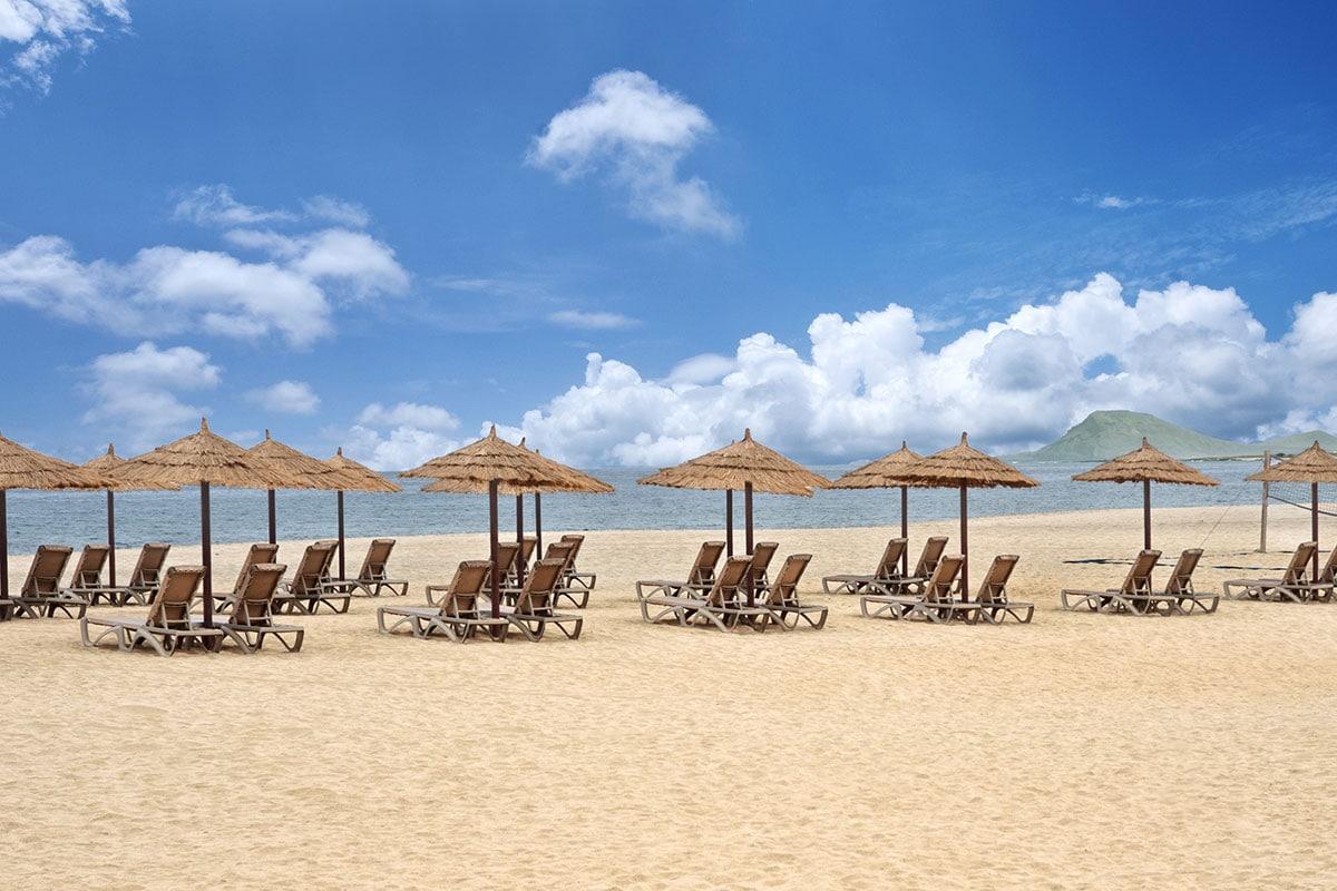 Cap Vert - Sal - Hotel Melia Tortuga Beach Resort & Spa 5*