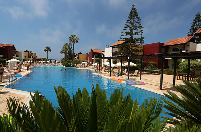 Larnaca Hotel Le Panthea Holiday Village 4*