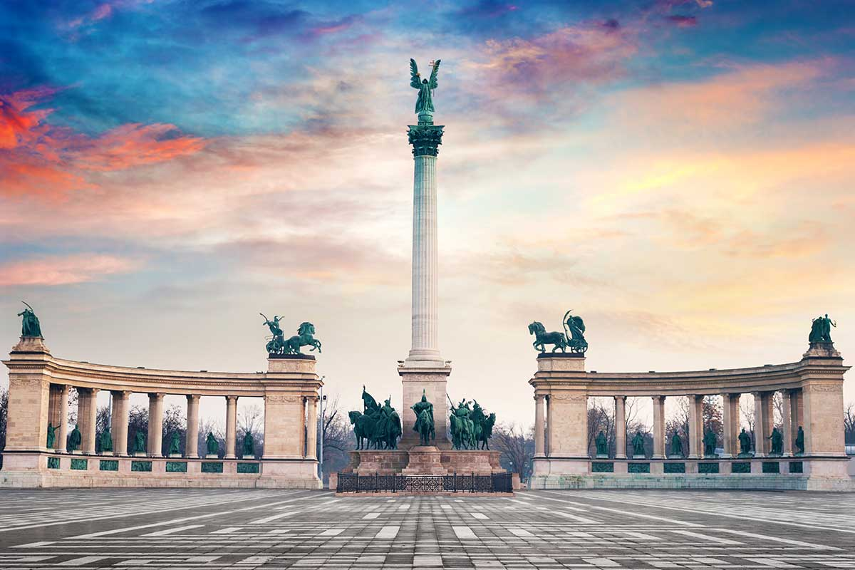 Circuit Grand tour d'Europe centrale
