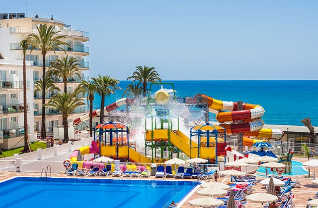 Hôtel SplashWorld Playa Estepona 4*