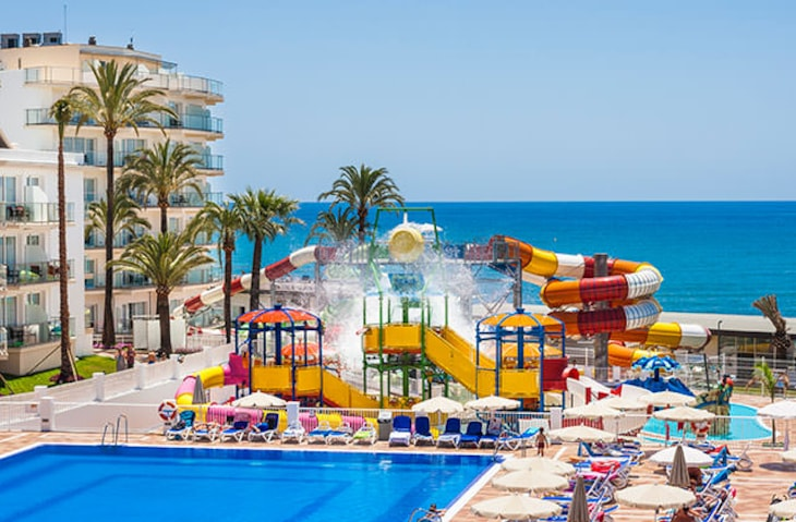 SplashWorld Playa Estepona 4* - TUI