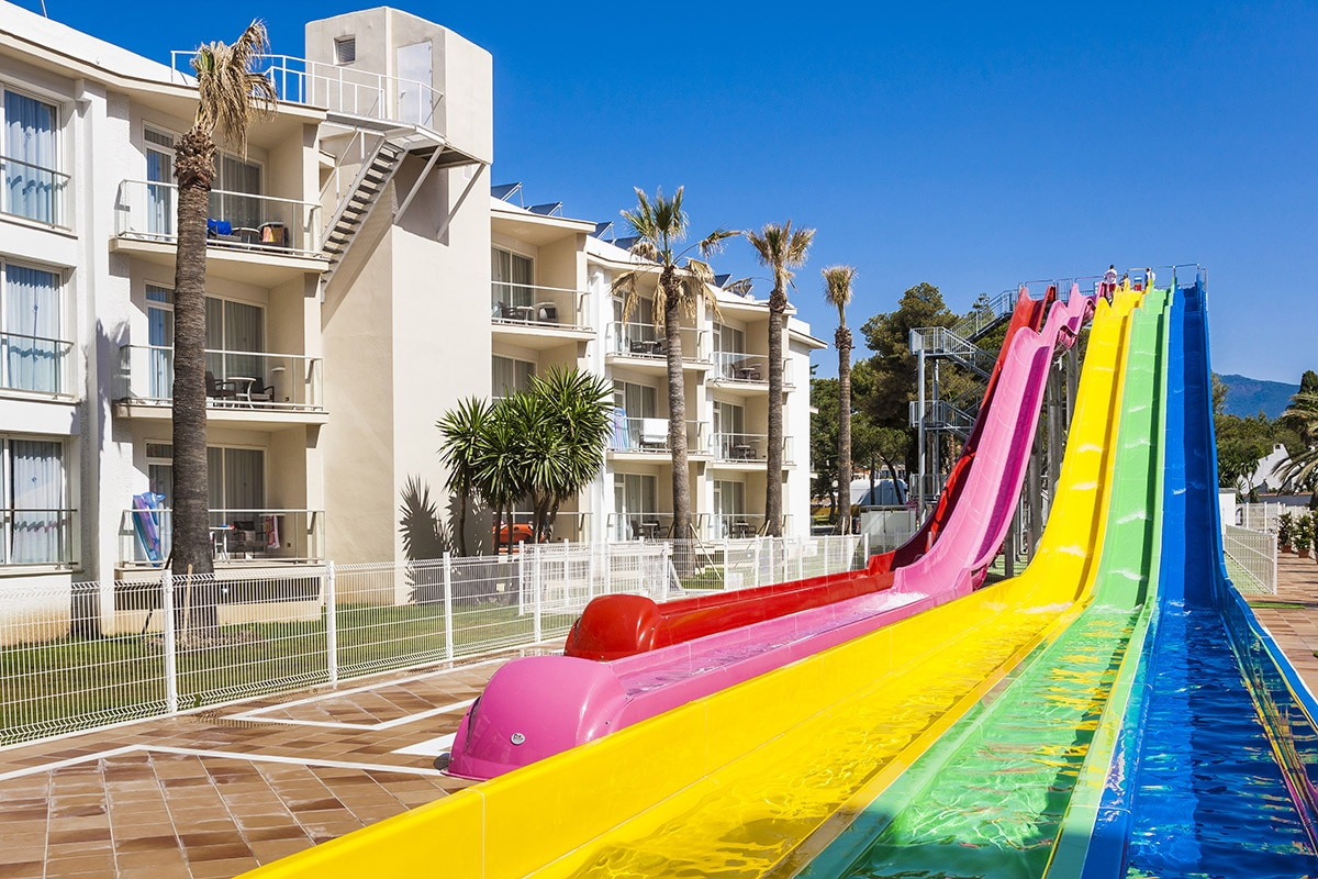 Espagne - Andalousie - Estepona - Hôtel SplashWorld Playa Estepona 4*