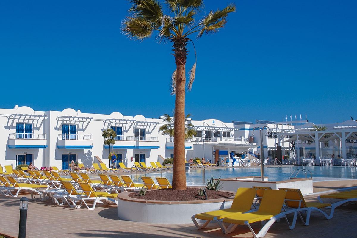 ESPFARE vue hotel piscine sejours arena beach fuerteventura tui