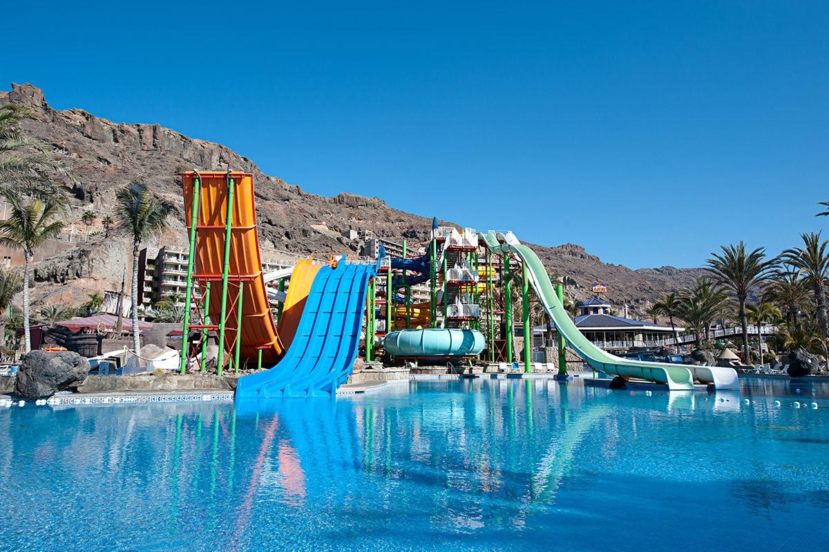 Hotel splashworld valle taurito 4 grande canarie for Hotel lyon avec piscine