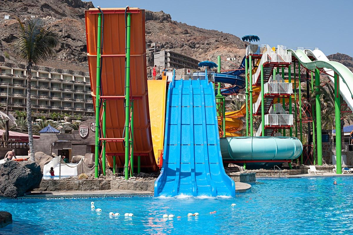 ESPGSPL8 toboggans splashworld valle taurito vacances aux canaries tui