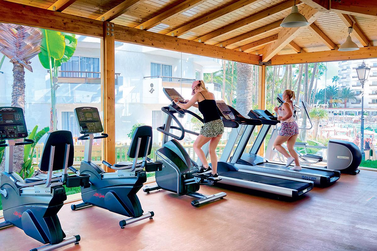 ESPGWAI8 salle de fitness suneoclub servatur waikiki sejour aux canaries tui