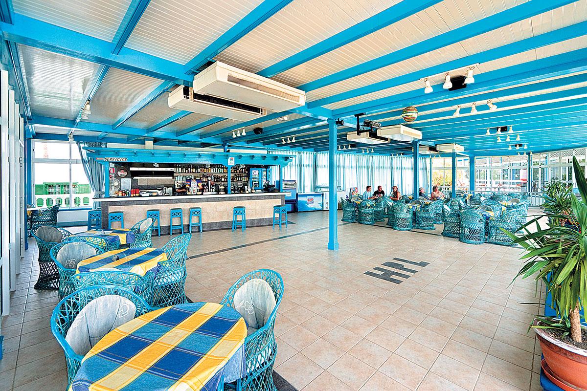 Canaries - Lanzarote - Espagne - Hôtel Hyde Park Lane