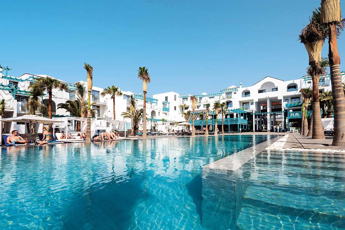 Hôtel Barcelo Teguise Beach - voyage  - sejour