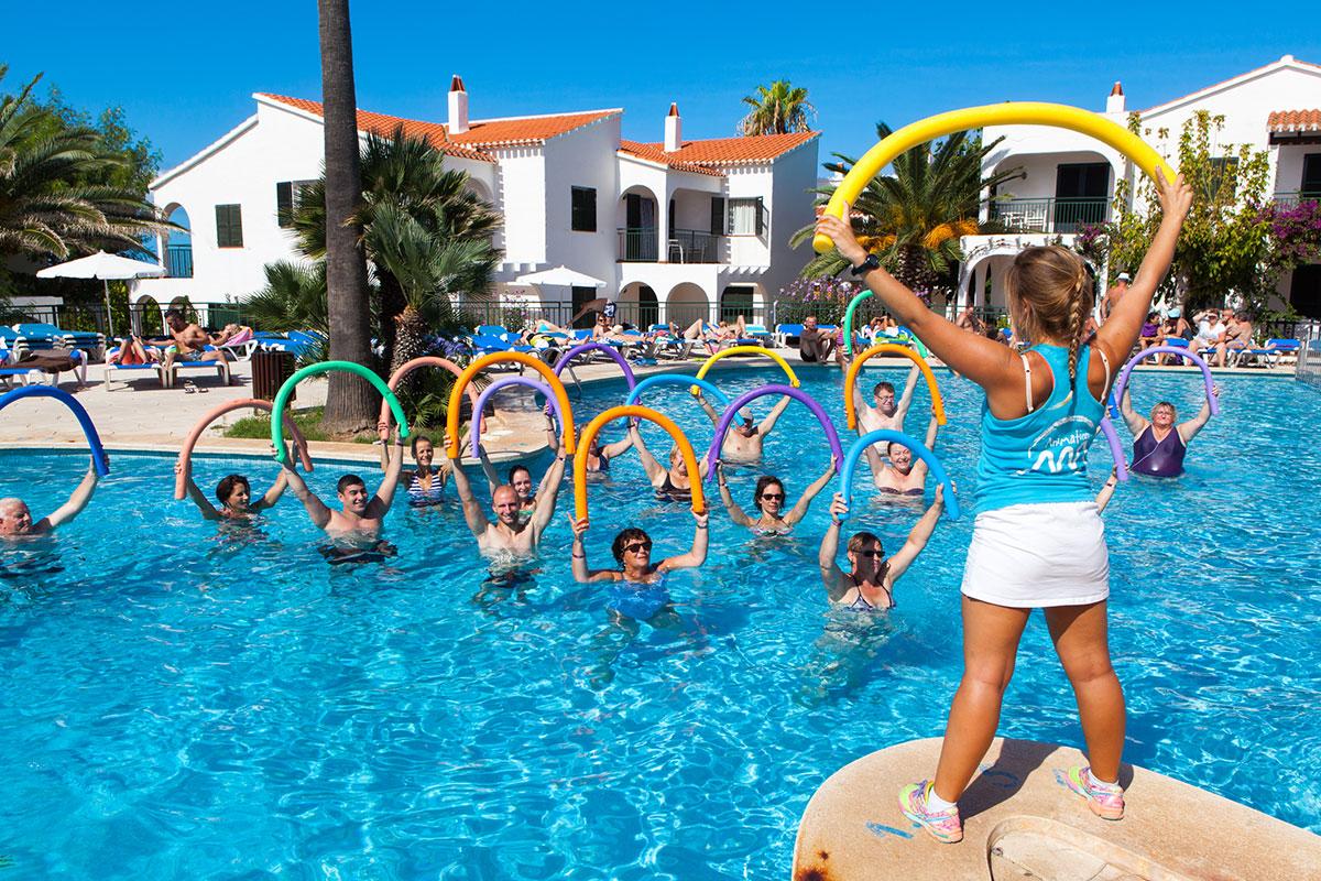 Club Marmara Oasis Menorca - voyage  - sejour