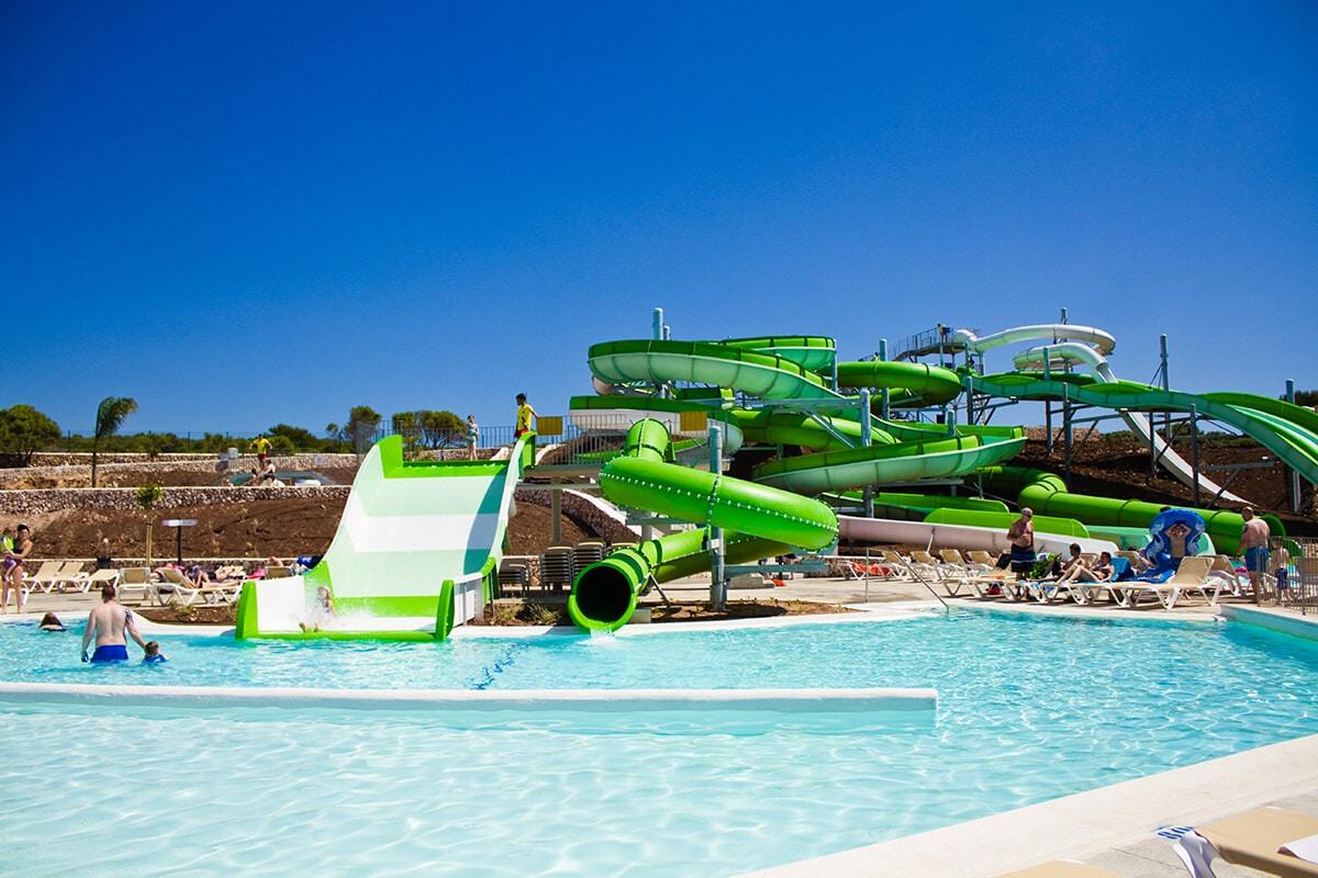 SPLASHWORLD Sur Menorca - voyage  - sejour