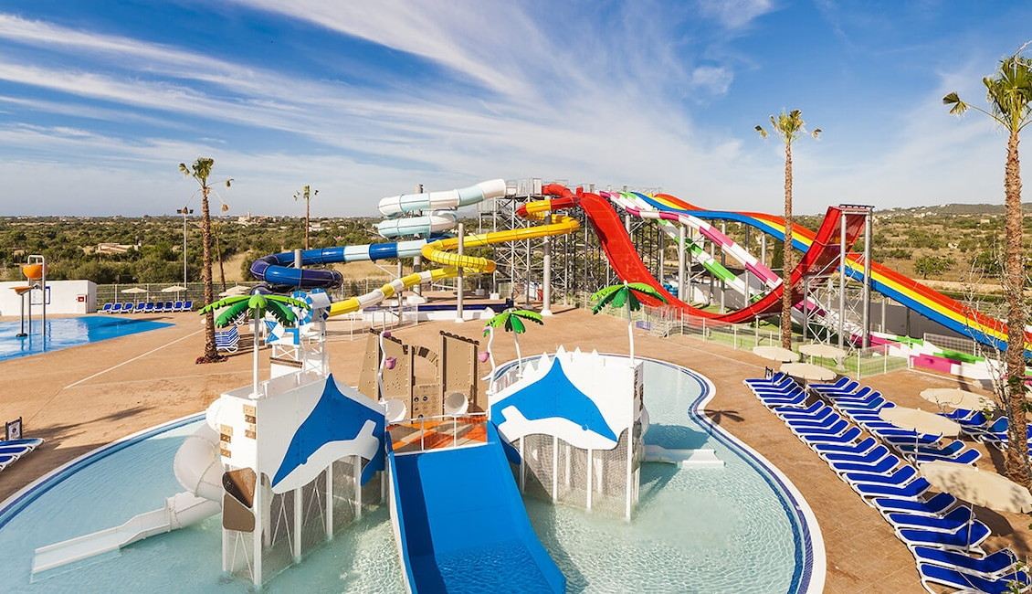 SPLASHWORLD Bouganvilla sa Coma - Sans transport - TUI