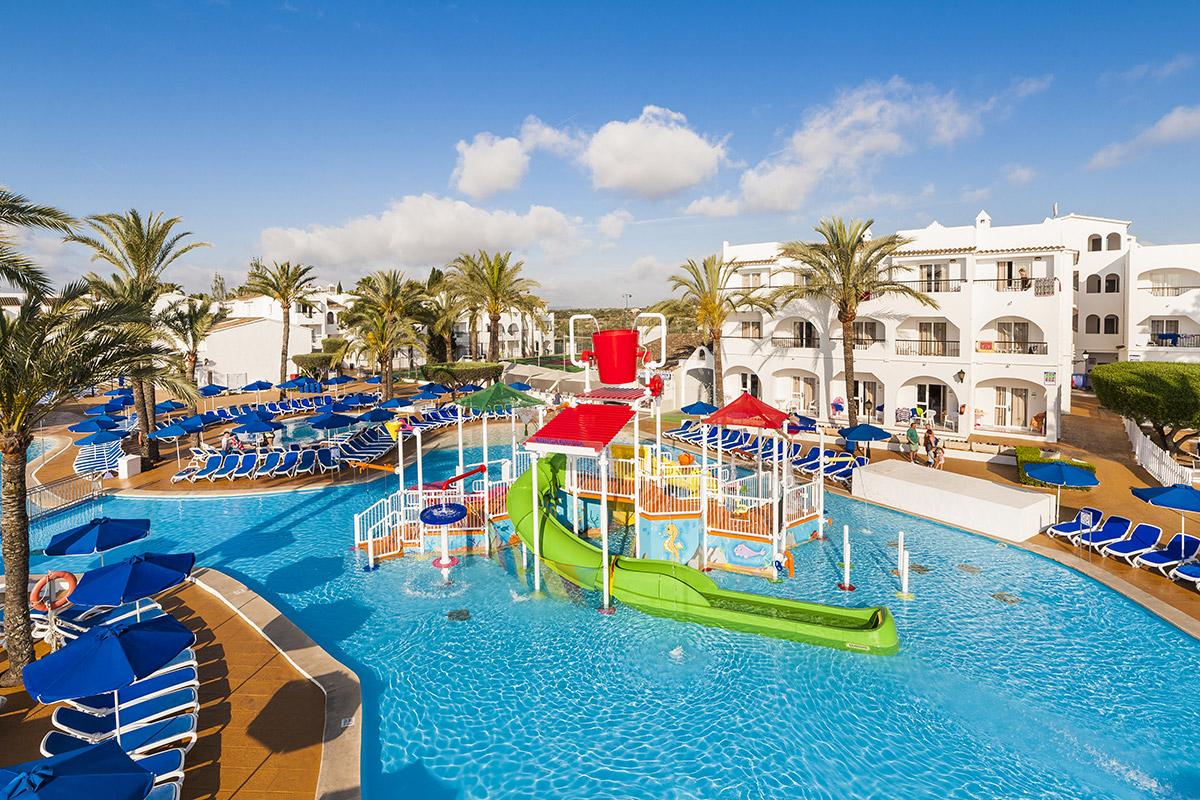 Hotel splashworld bouganvilla sa coma 3 majorque for Hotel a dieppe avec piscine