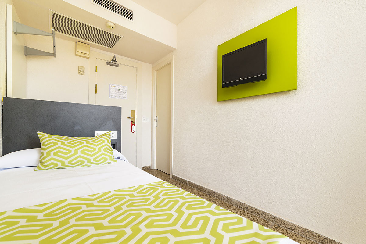 Chambre indviduelle