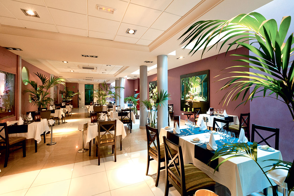 ESPTMAR restaurant sejours suite marylanza spa tenerife tui