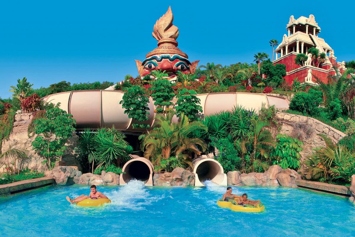SPLASHWORLD Parque Cristobal & Siam Park 3* - voyage  - sejour