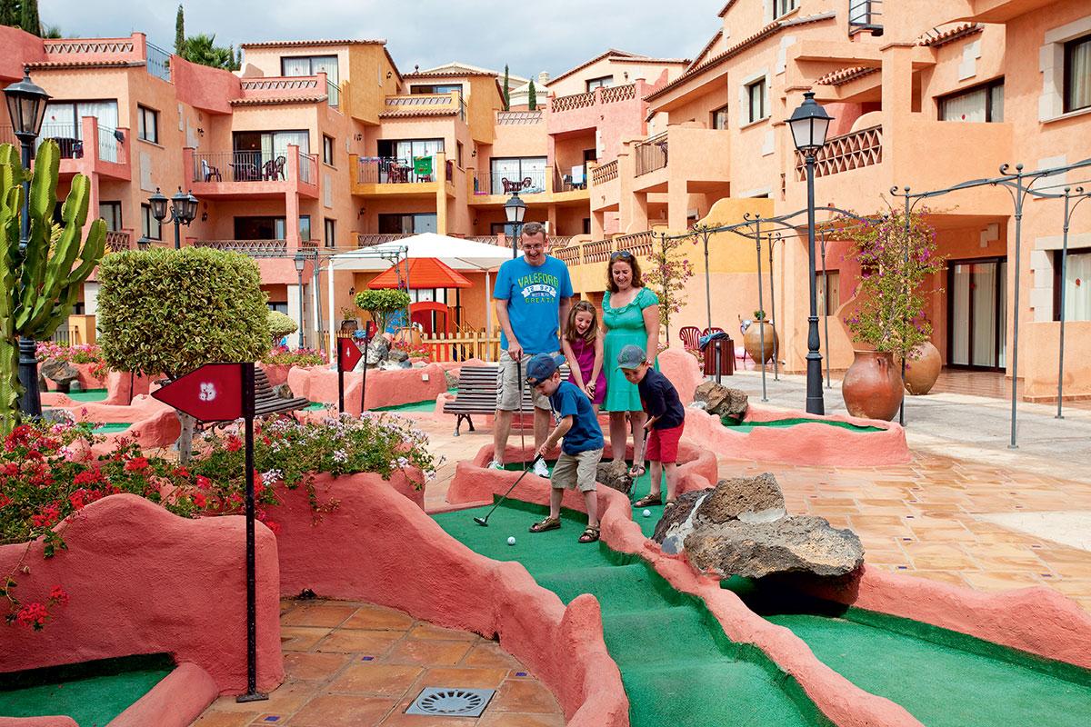 Canaries - Tenerife - Espagne - Hôtel Splashworld Villa Mandi Golf Resort & Siam Park 4*