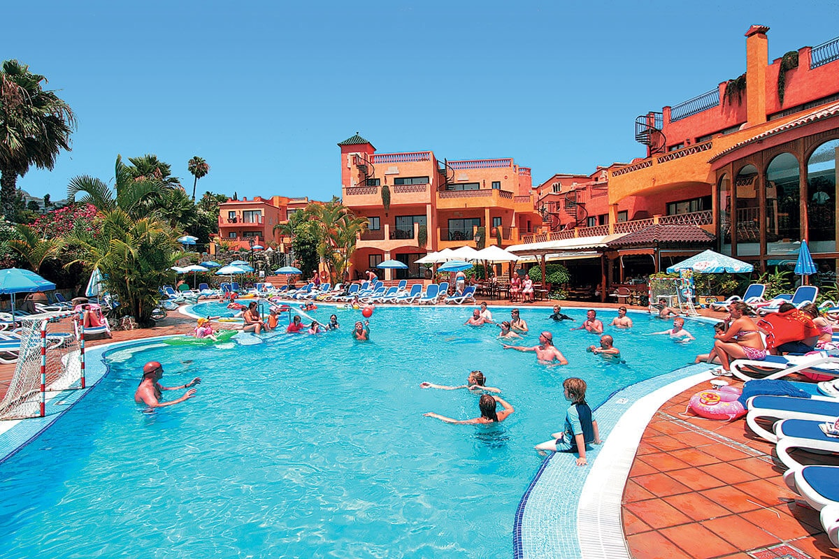 Hotel splashworld villa mandi golf resort siam park 4 - Piscine martianez tenerife ...