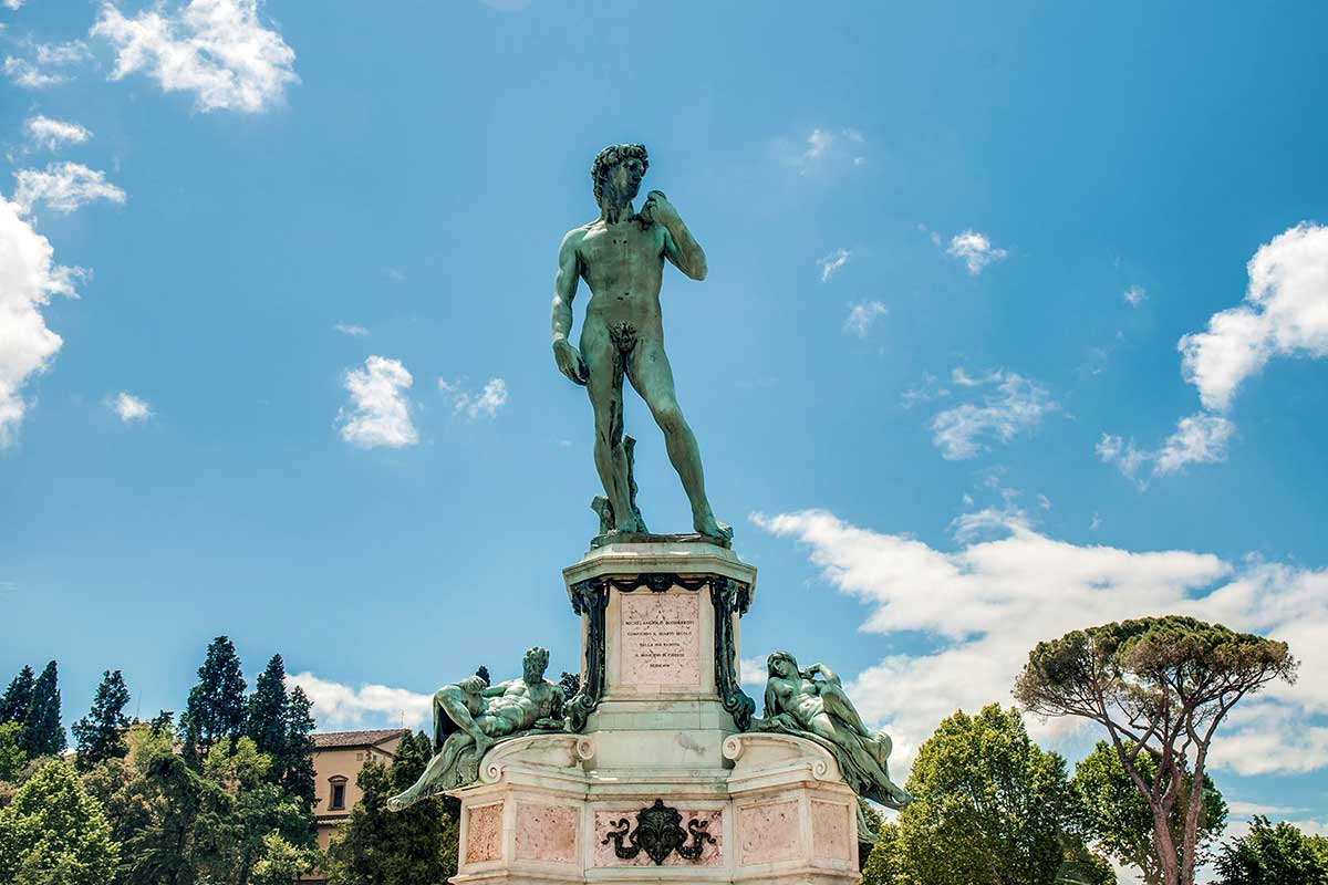 Piazzale Michelangelo, Florence