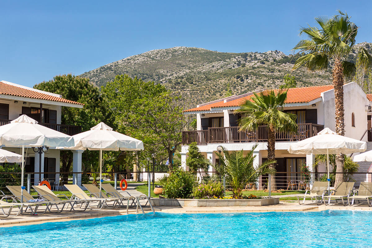 GREAGOL club marmara golden coast piscine sejour grece tui