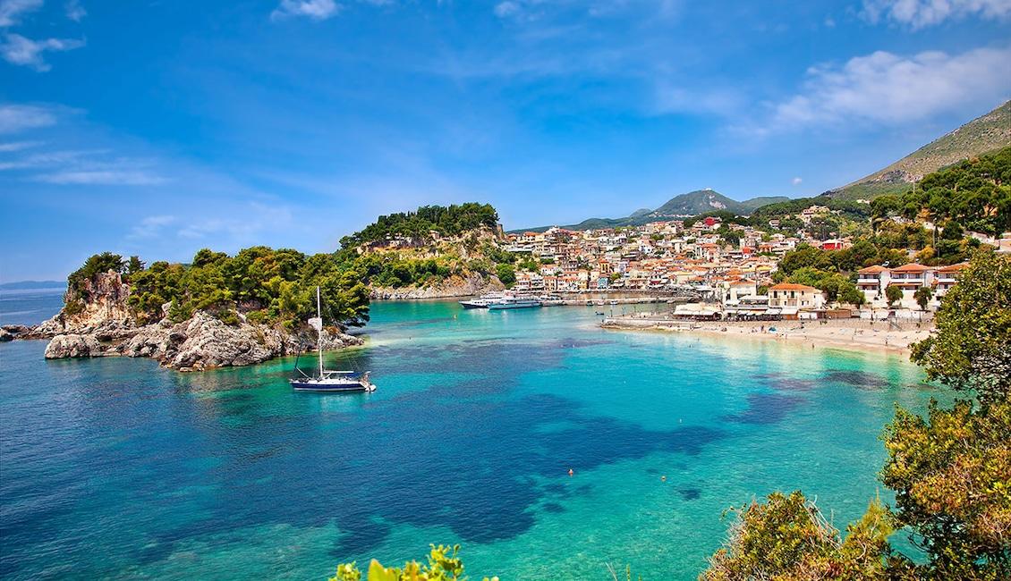 Iles Grecques - Corfou - Hôtel 3* en Formule Demi-pension - TUI