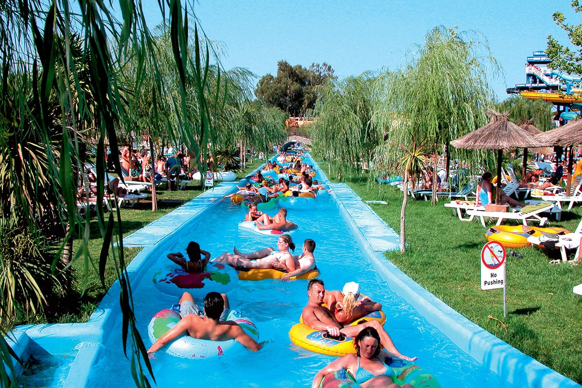GREFAQU8 splashworld aqualand resort aquaparc sejour corfou grece tui