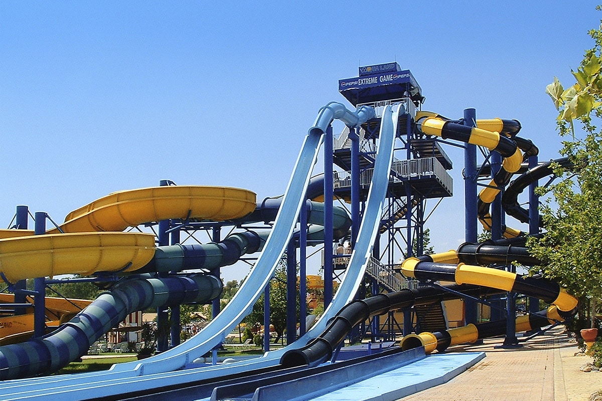 SPLASHWORLD Aqualand Resort 4* - voyage  - sejour