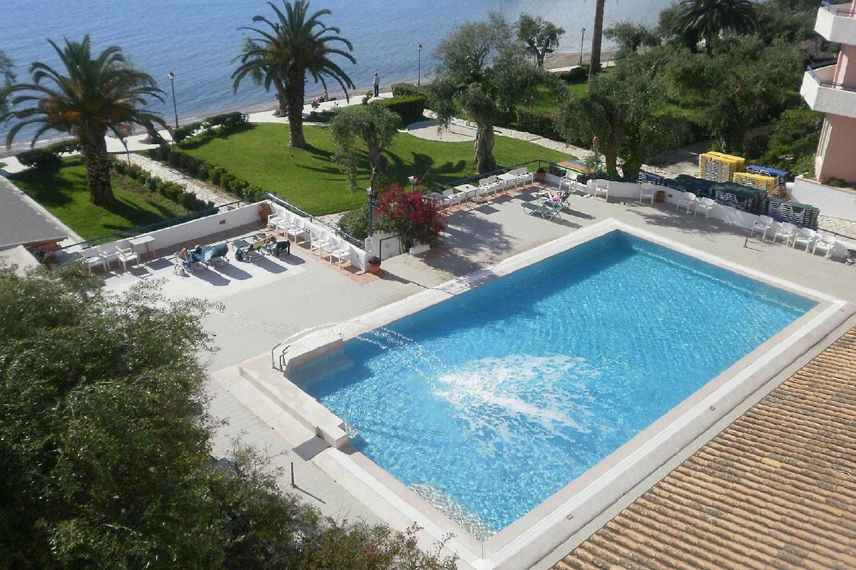 GREFELE piscine sejours elea beach corfou grece tui