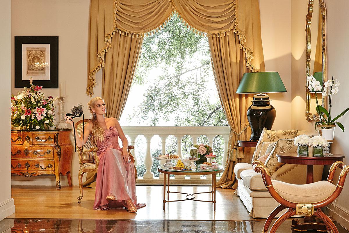 GREFIMP lobby lounge hotel corfu imperial grecotel sejour corfou grece tui