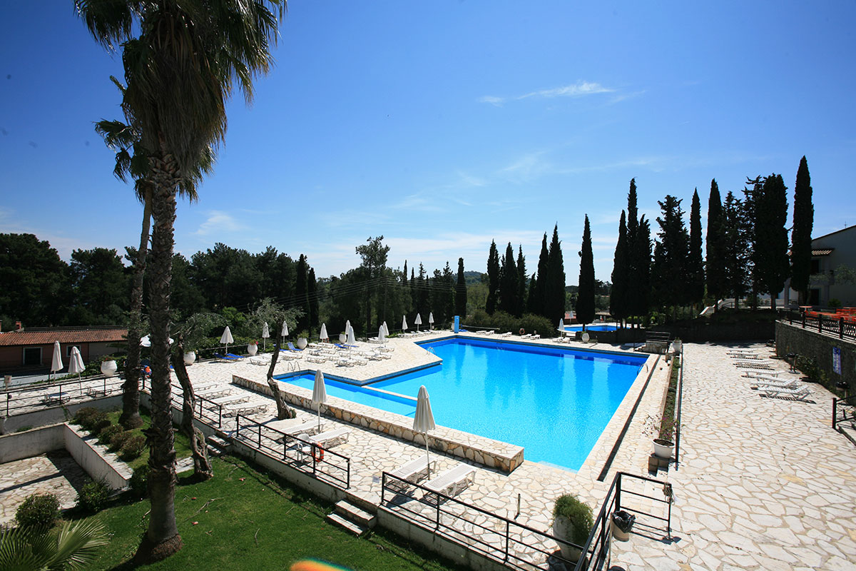 hotel magna graecia palace 3 corfou iles grecques grece corfou iles grecques avec voyages. Black Bedroom Furniture Sets. Home Design Ideas