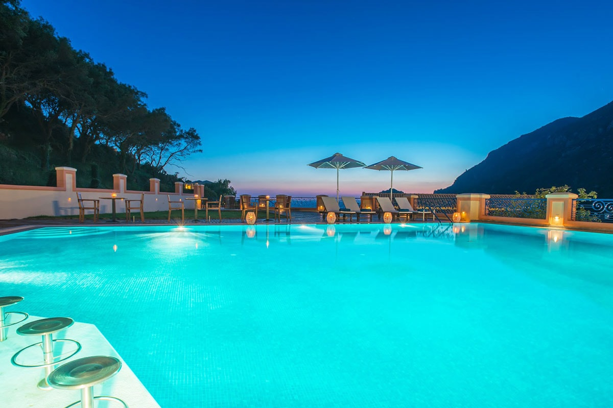 hotel philoxenia 3 corfou grece avec voyages leclerc marmara tui ref 373563. Black Bedroom Furniture Sets. Home Design Ideas