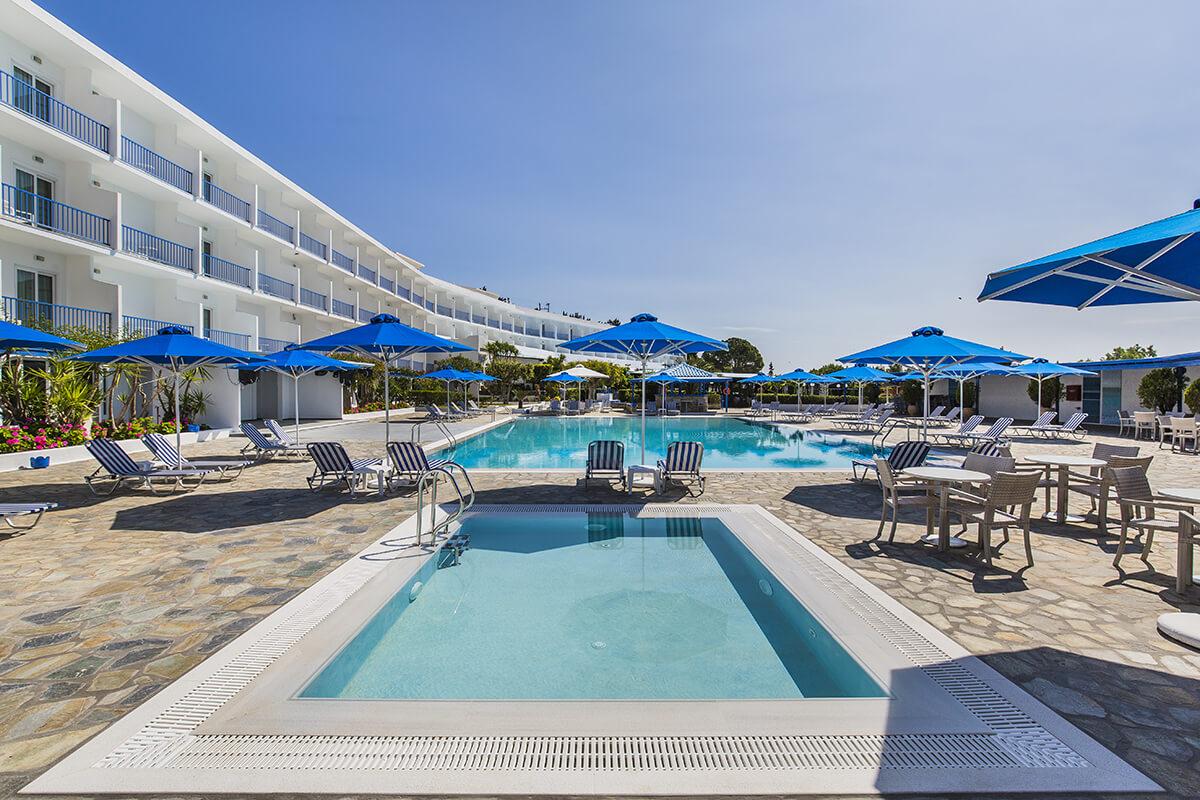 GREGDEL club marmara delphi beach piscine sejour soleil grece tui