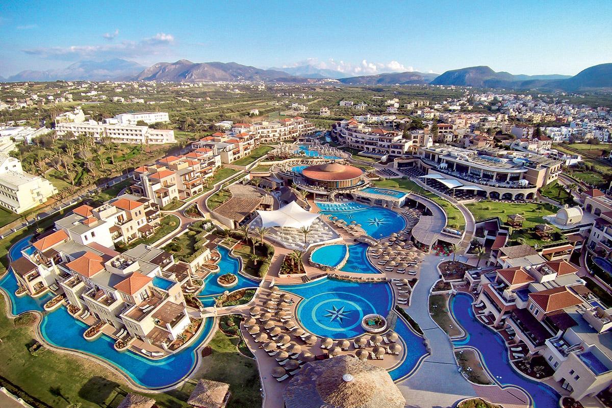Meilleur Hotel Club Crete
