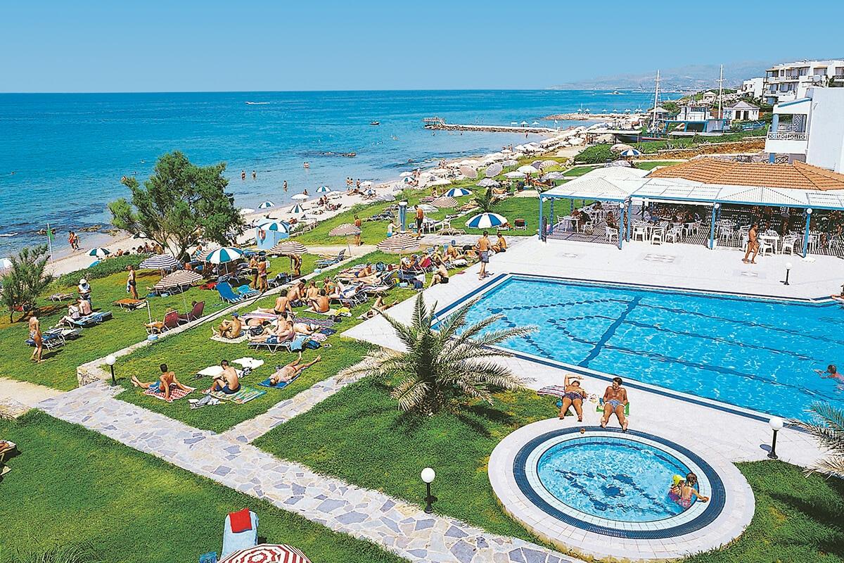 Hôtel Ariadne Beach Malia - Vols Réguliers