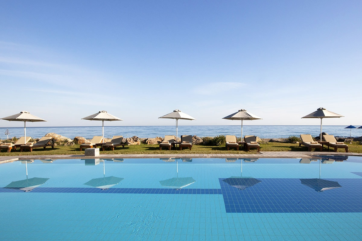 Hôtel Rithymna Beach - Vols Charters