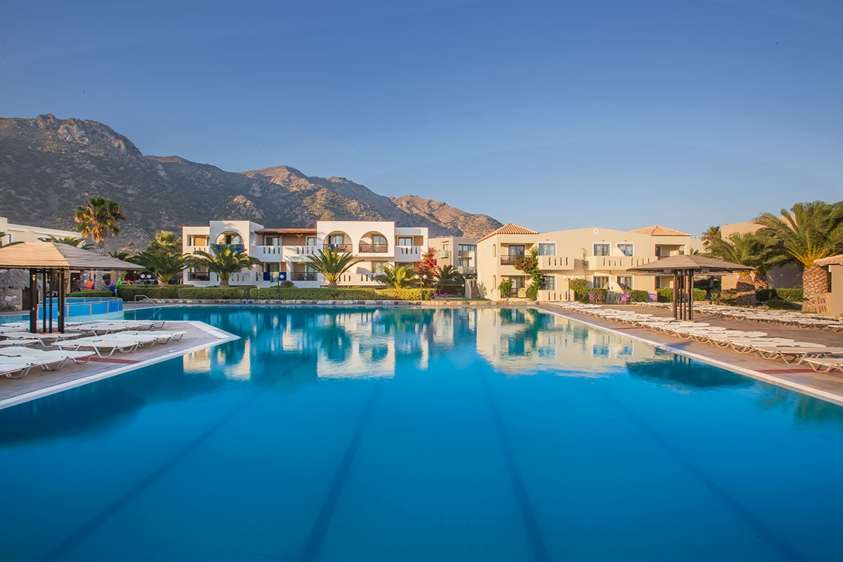 hotel akti beach club kos grece avec voyages leclerc On club piscine liquidation center