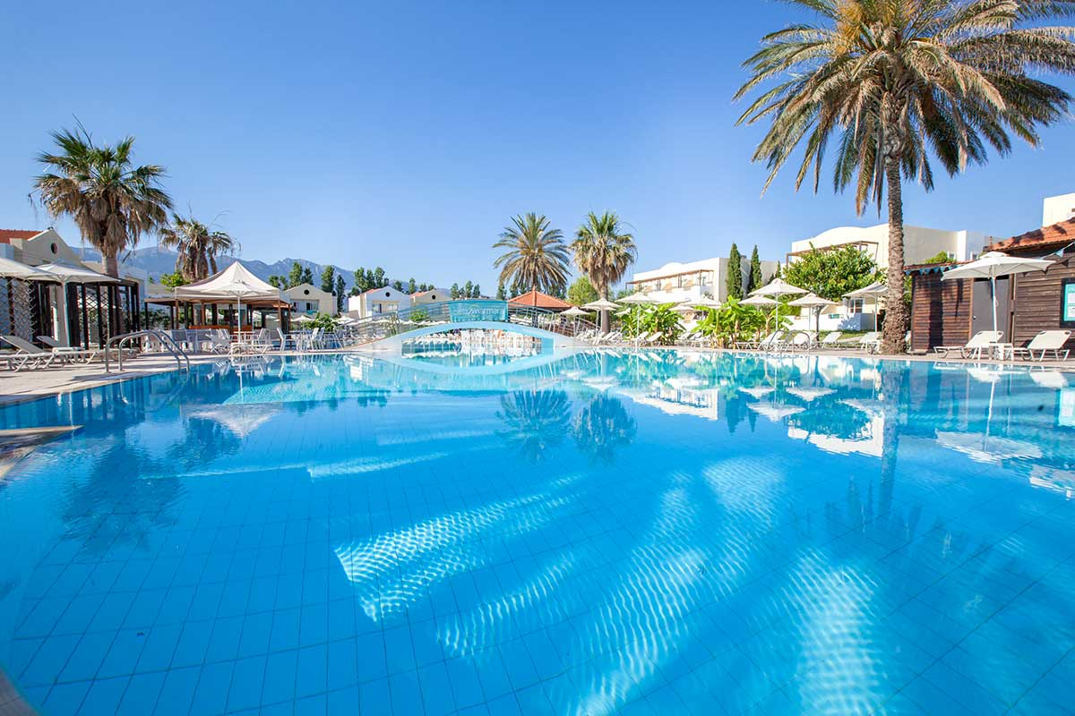 GREKZOR club marmara zorbas beach piscine vacances grece tui