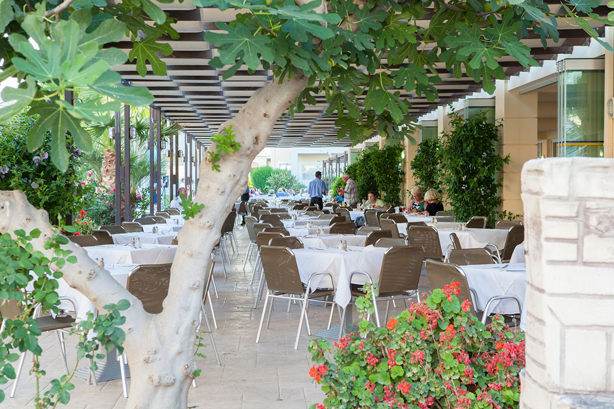 GREKZOR club marmara zorbas beach restauration tui