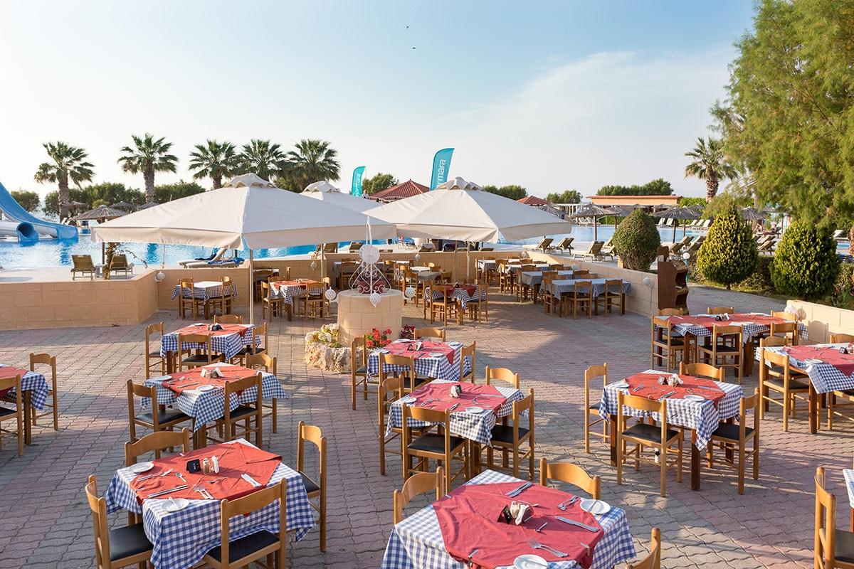 Grèce - Rhodes - Club Marmara Doreta Beach 4*