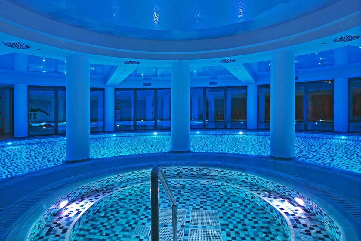 GRERMAR piscine interieure sejours la marquise rhodes grece tui