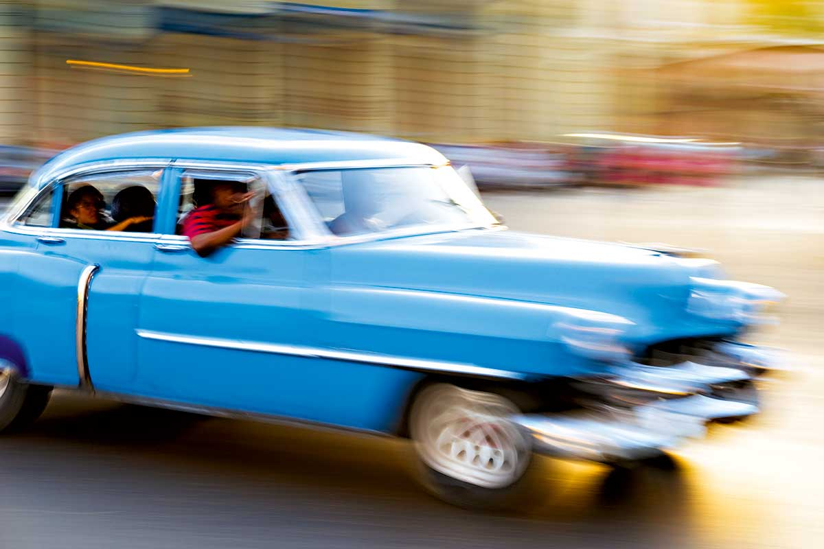 Sensationnel Cuba, La Havane