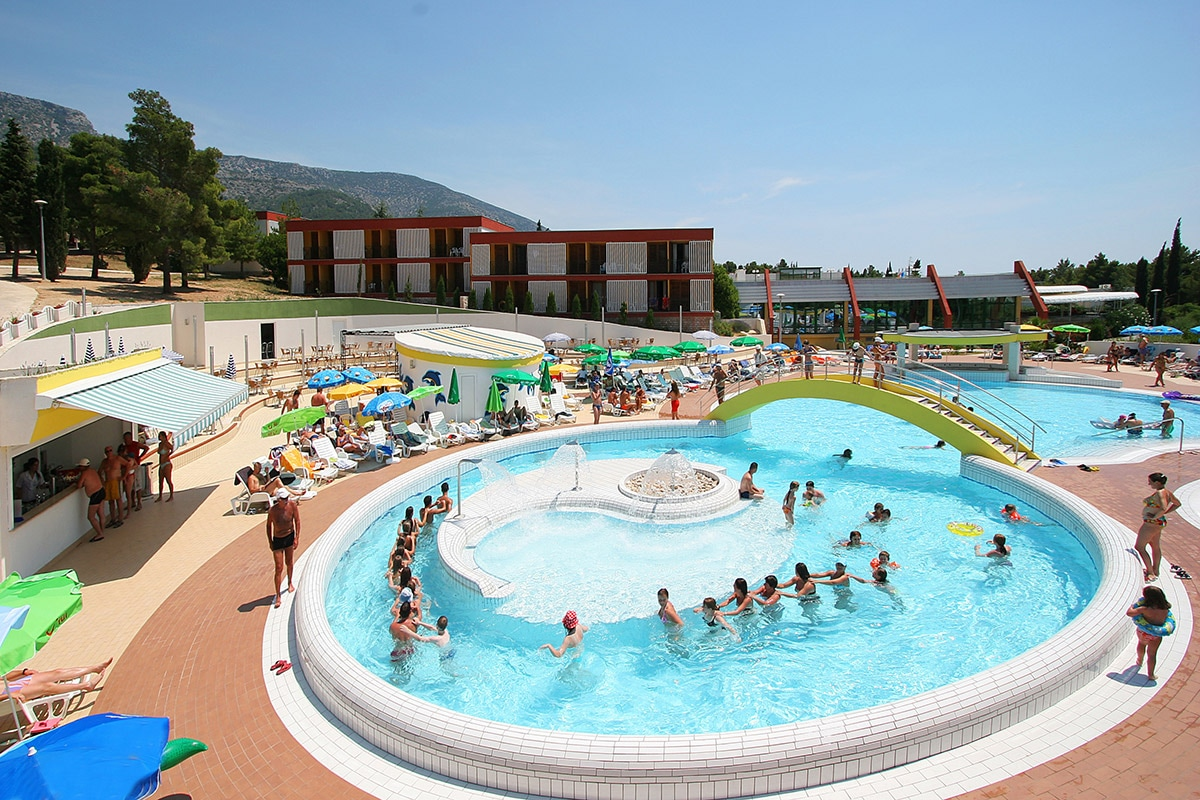 Croatie - Ile de Brac - Club Marmara Bonaca 3*