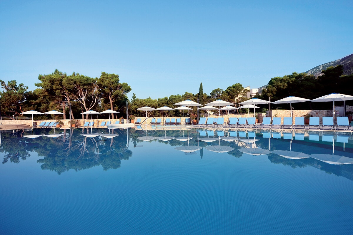 club marmara bluesun elaphusa croatie avec voyages On club piscine liquidation center