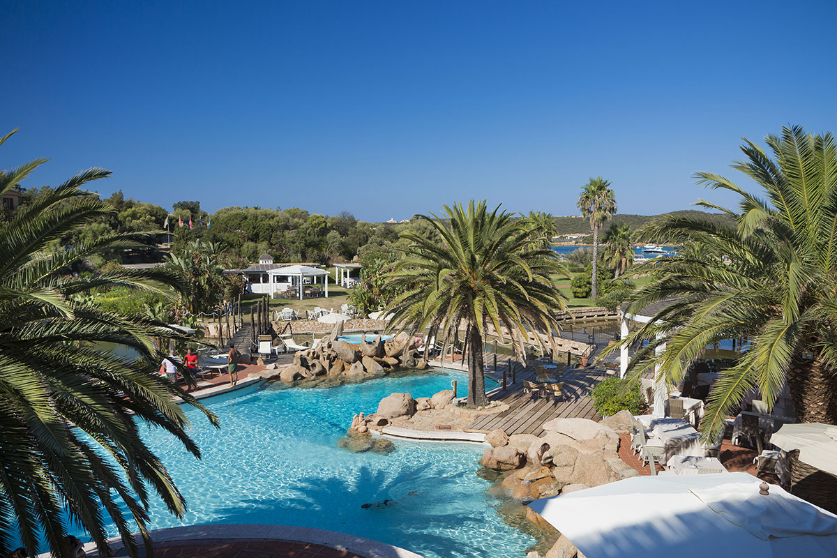 Le Palme Hôtel & Resort ****
