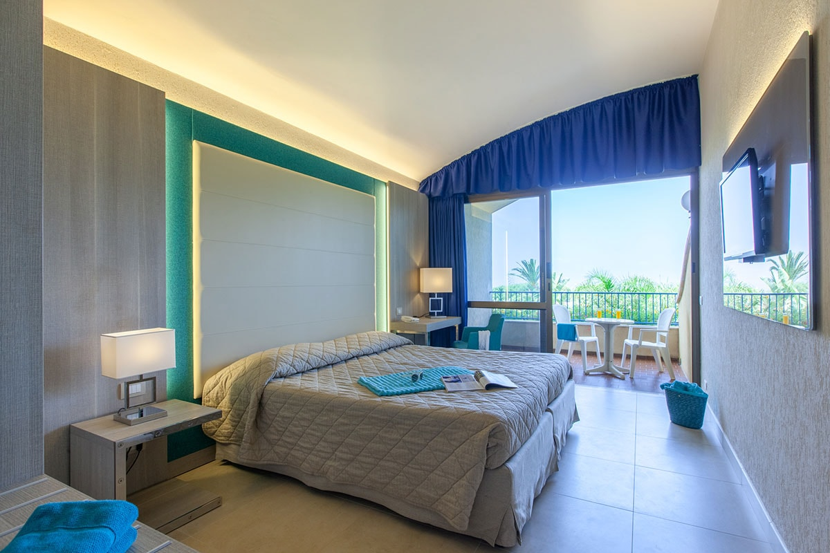 ITAPALI club marmara alicudi junior suite sejour sicile tui