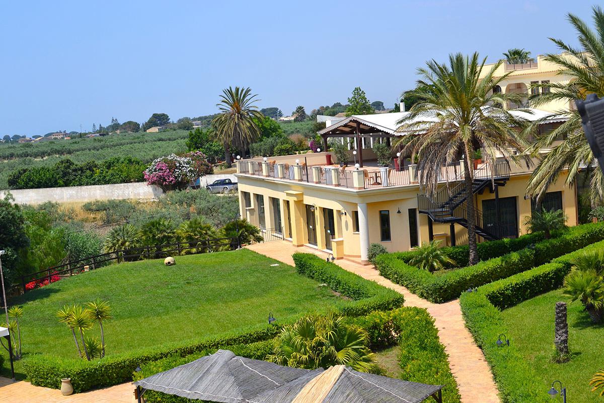 ITAPGHS h%C3%B4tel jardin s%C3%A9jours grand selinunte Sicile tui