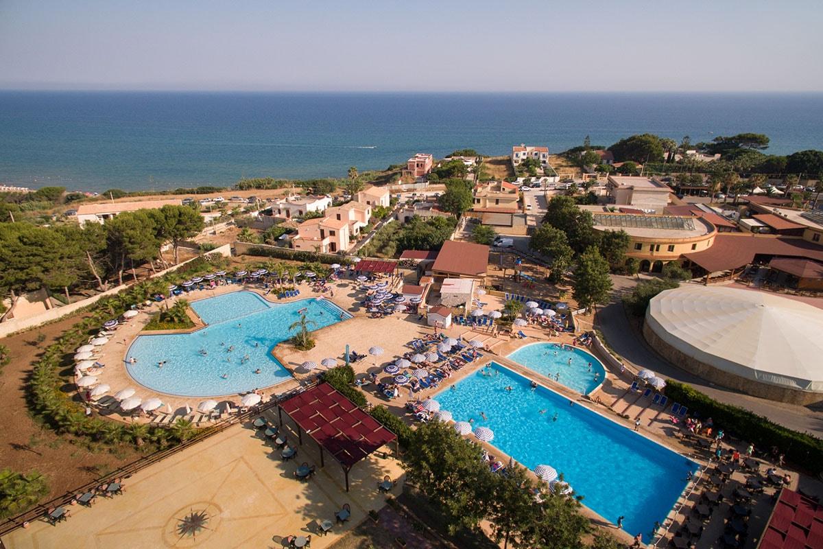 ITAPSIC club marmara sicilia espace aquatique sejour sicile tui