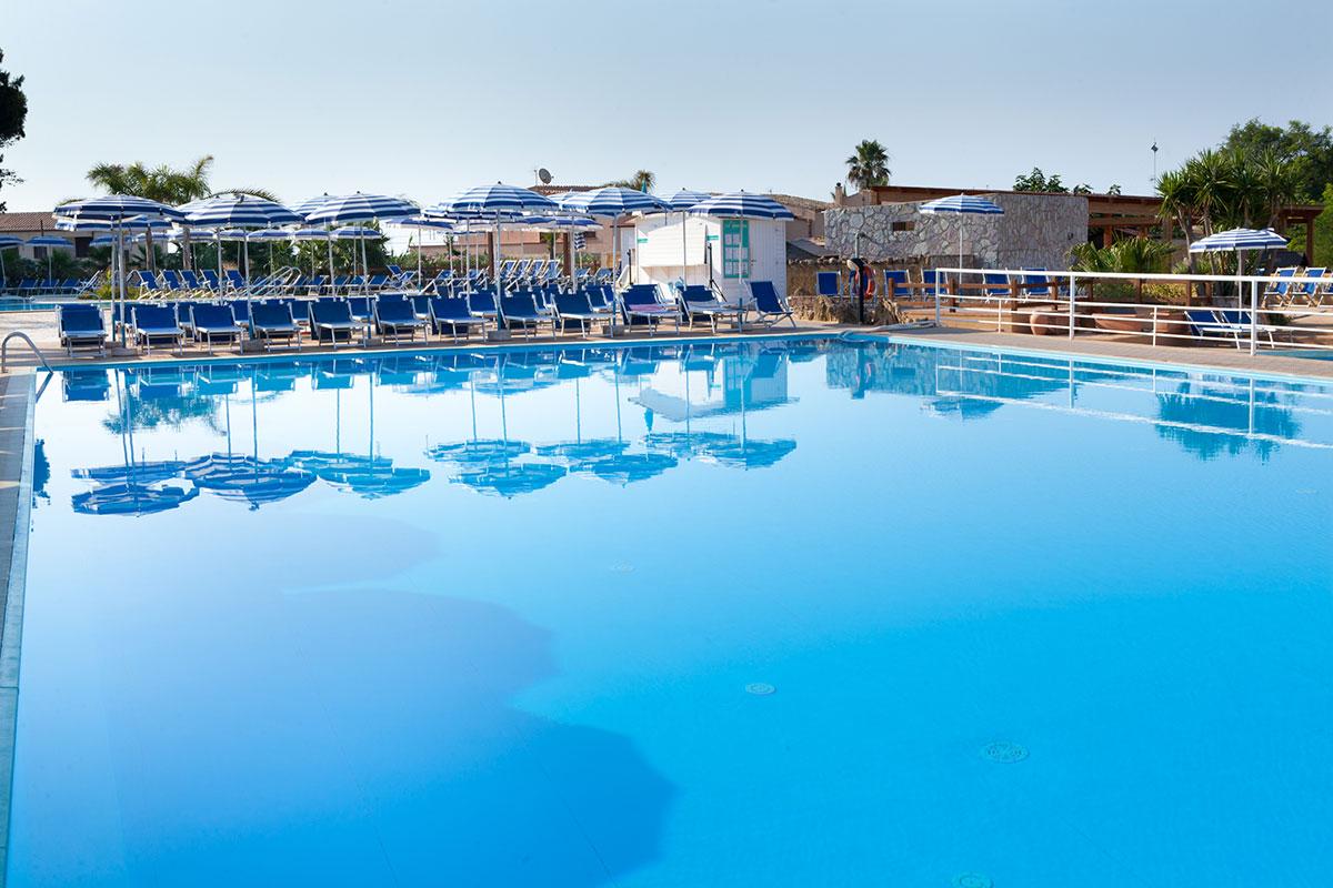 ITAPSIC club marmara sicilia piscine sejour sicile tui